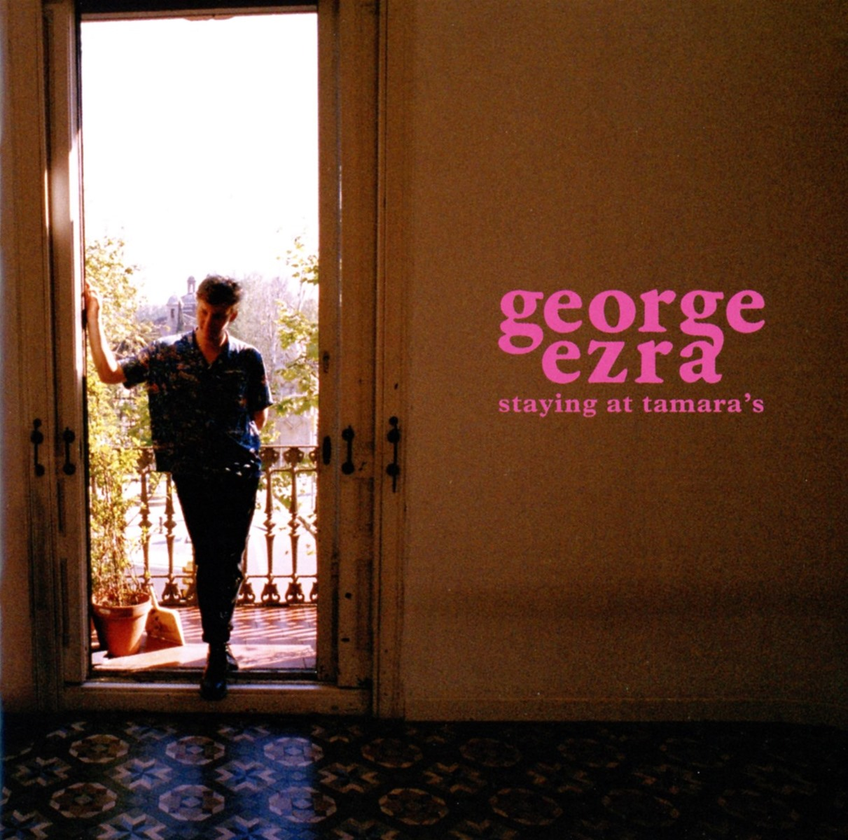 Cover: Hold my girl, George Ezra