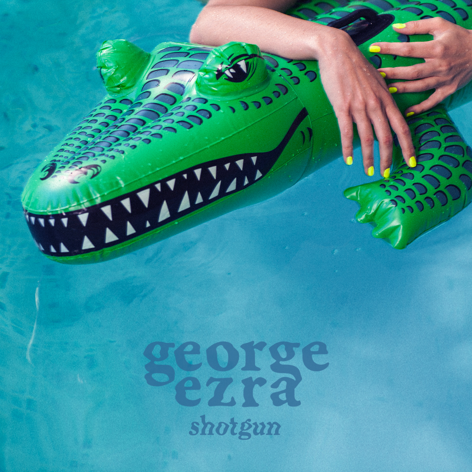 Cover: Shotgun, George Ezra
