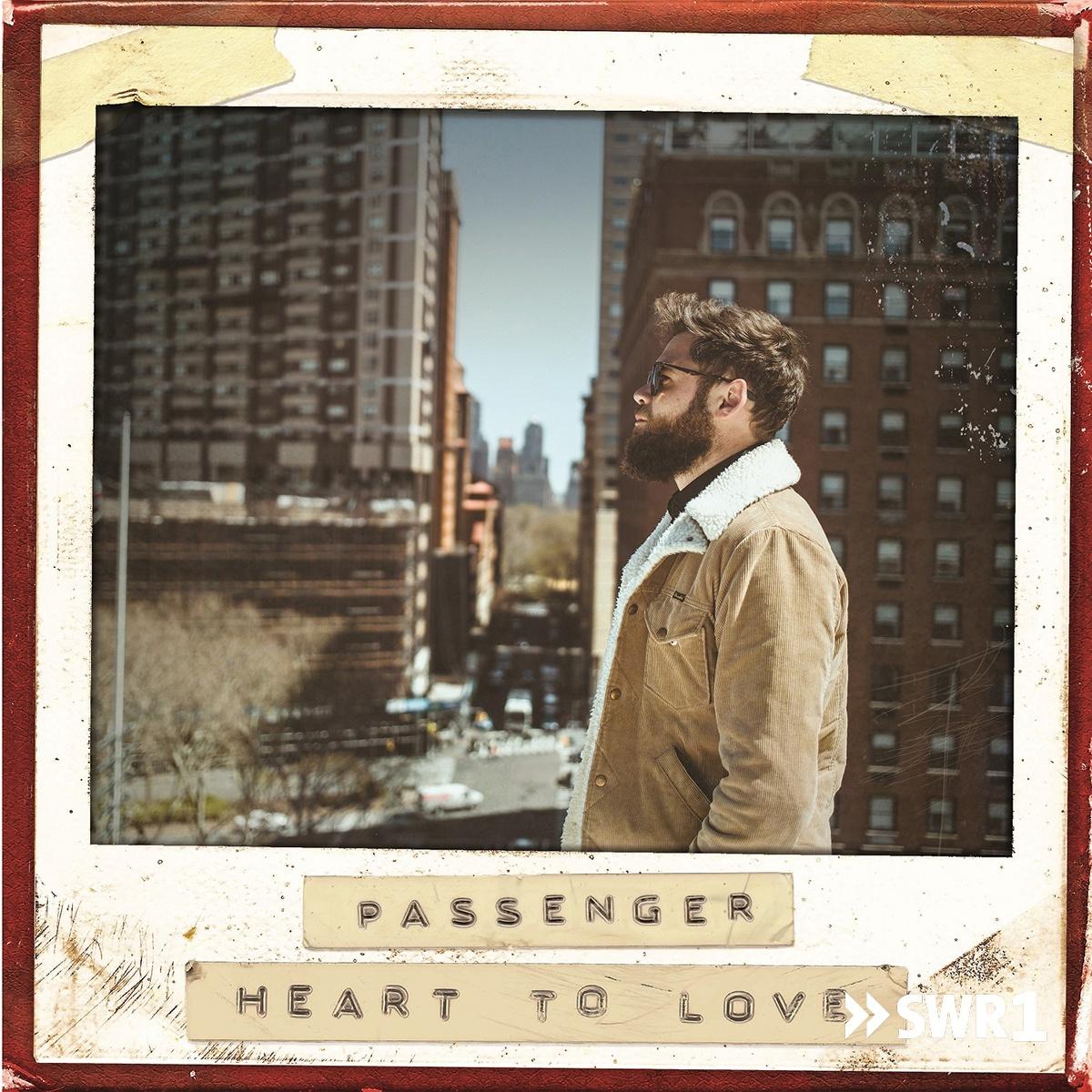 Heart to love (Foto: Passenger)