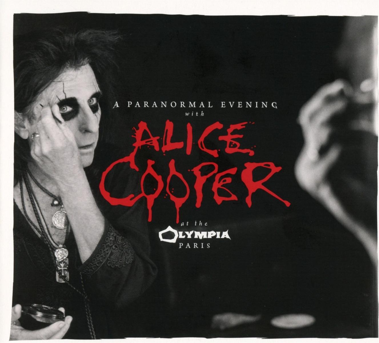 Cover: Poison, Alice Cooper