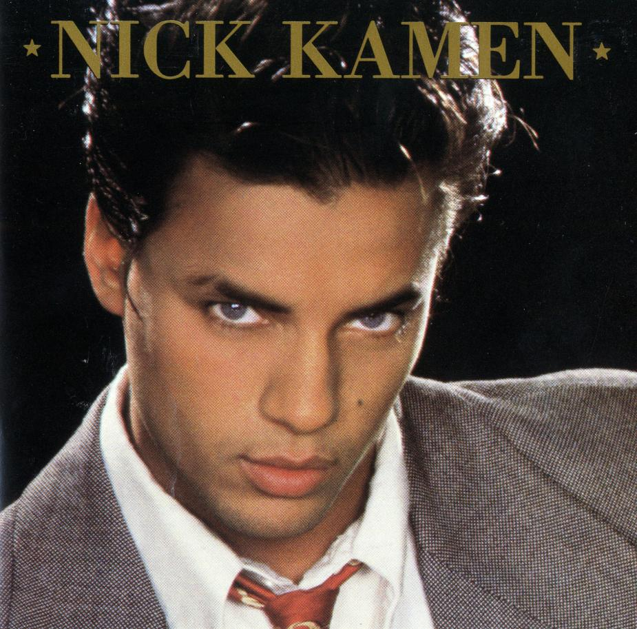 Cover: Loving you is sweeter than ever, Nick Kamen