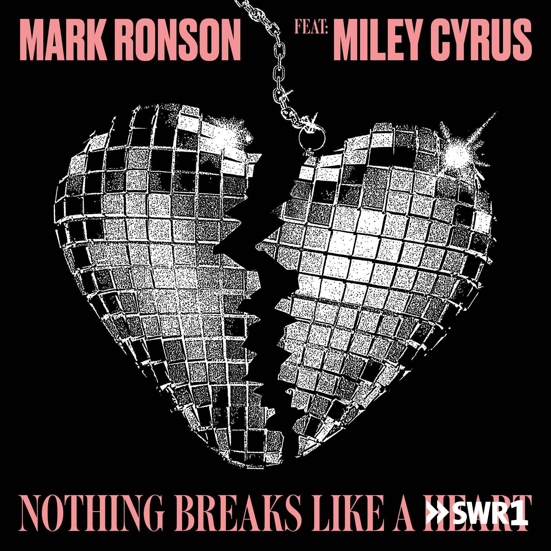 Nothing breaks like a heart (Foto: Mark Ronson)