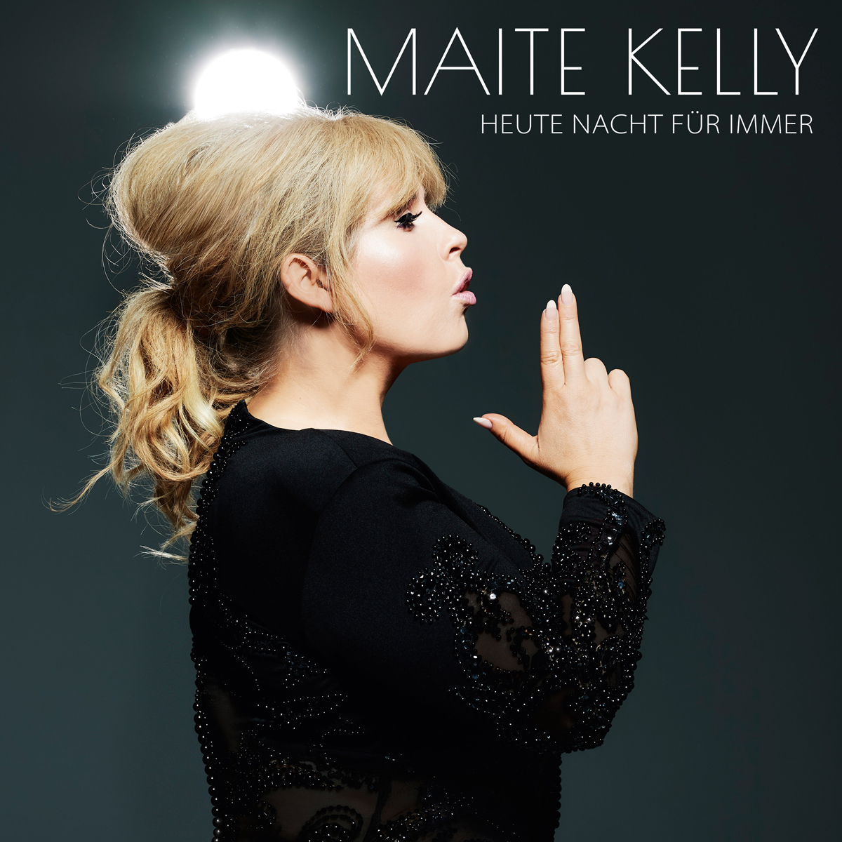 Cover: Heute Nacht für immer, Maite Kelly