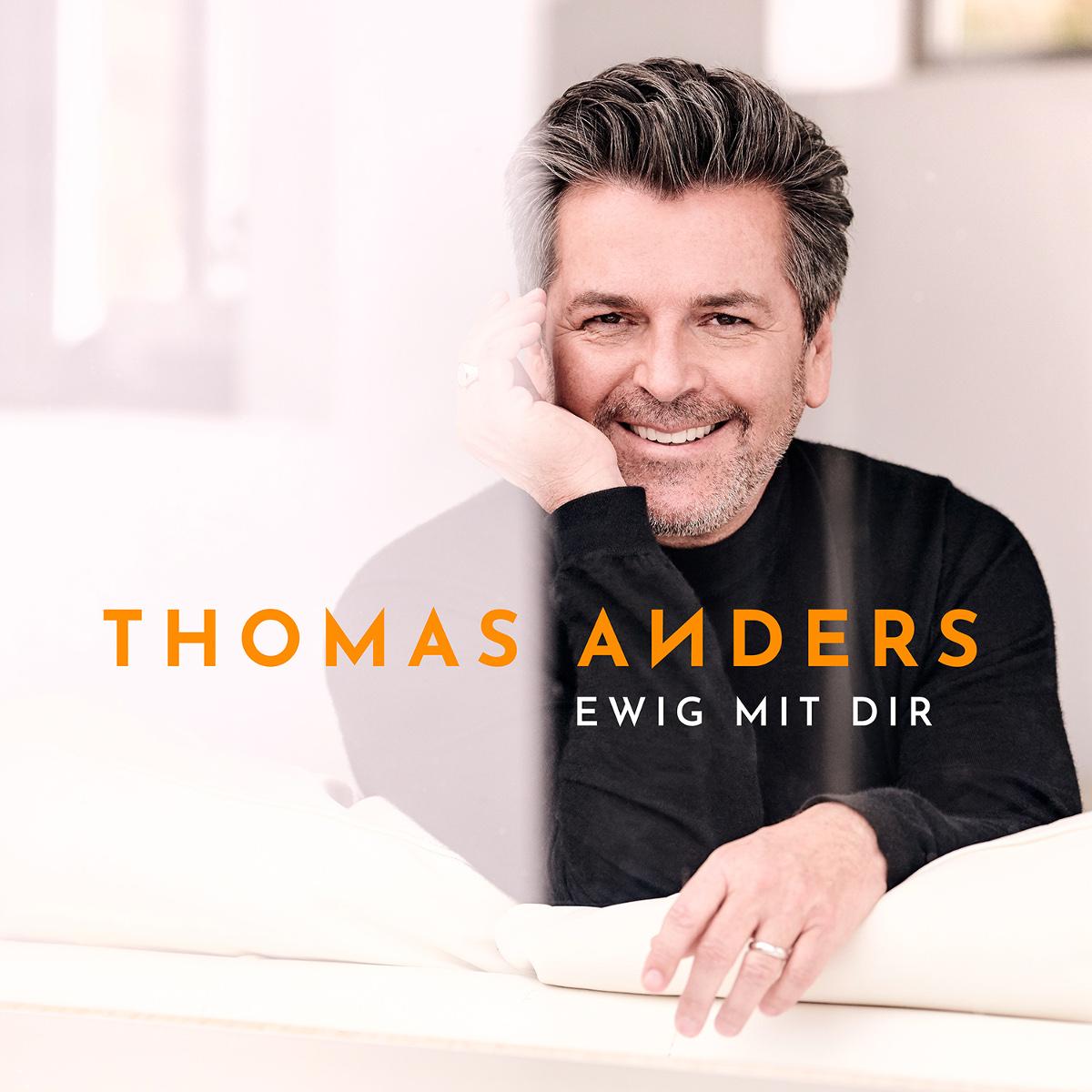 Cover: Ewig mit dir, Thomas Anders