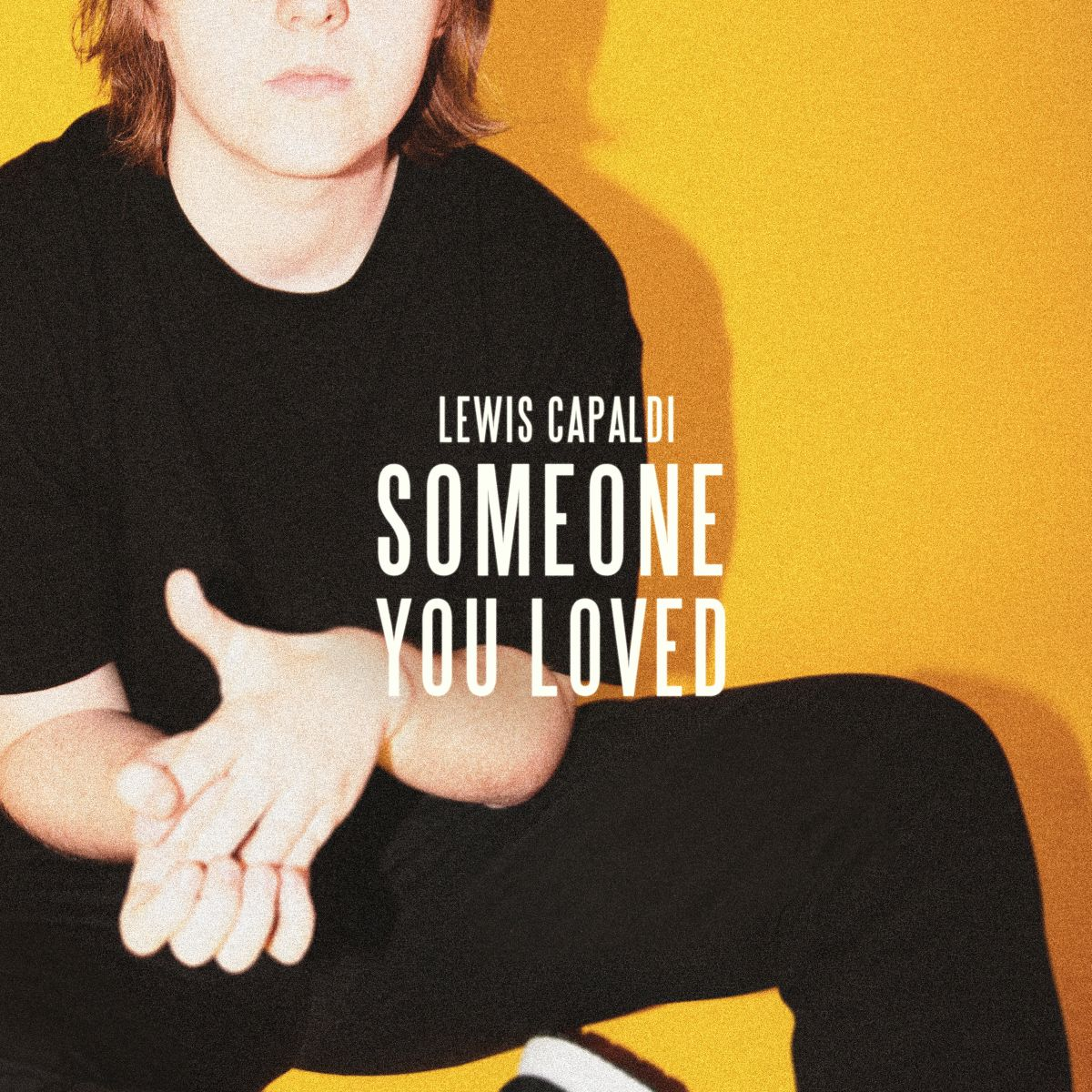 Cover: Someone you loved, Lewis Capaldi