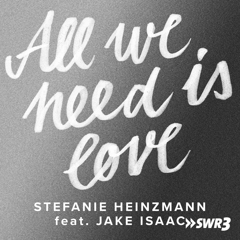 All we need is love (Foto: Stefanie Heinzmann)