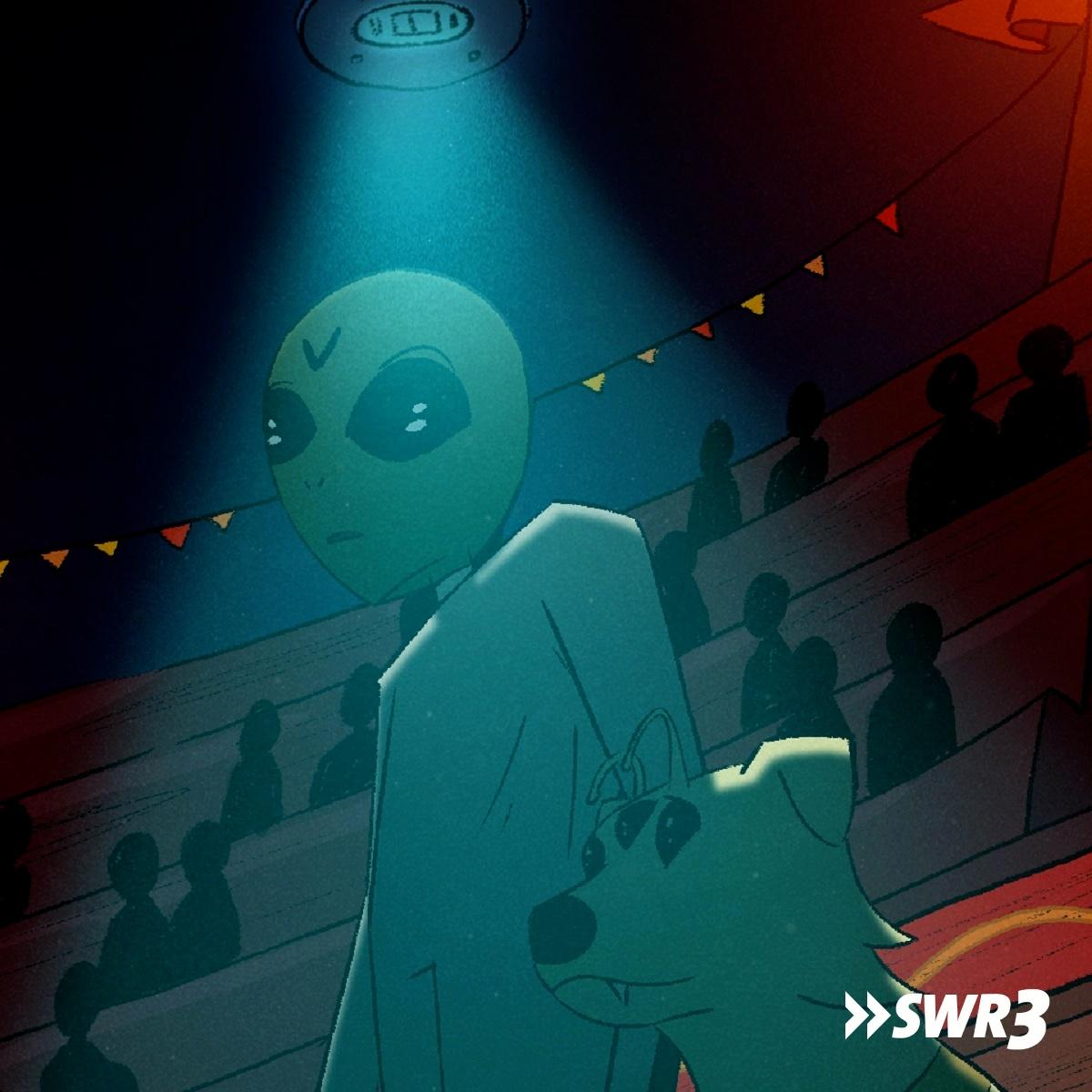 Alien (Foto: Dennis Lloyd)