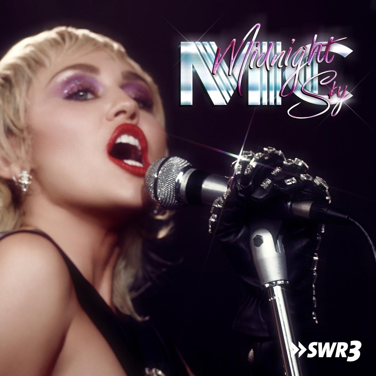 Midnight sky (Foto: Miley Cyrus)