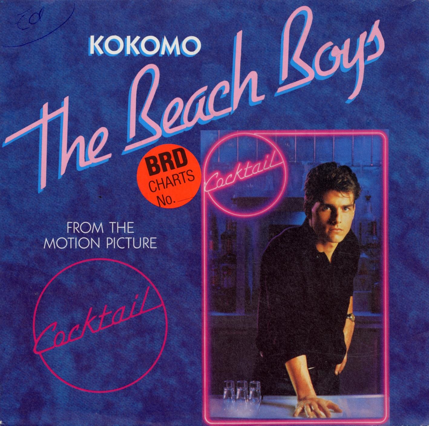 Cover: Kokomo, The Beach Boys