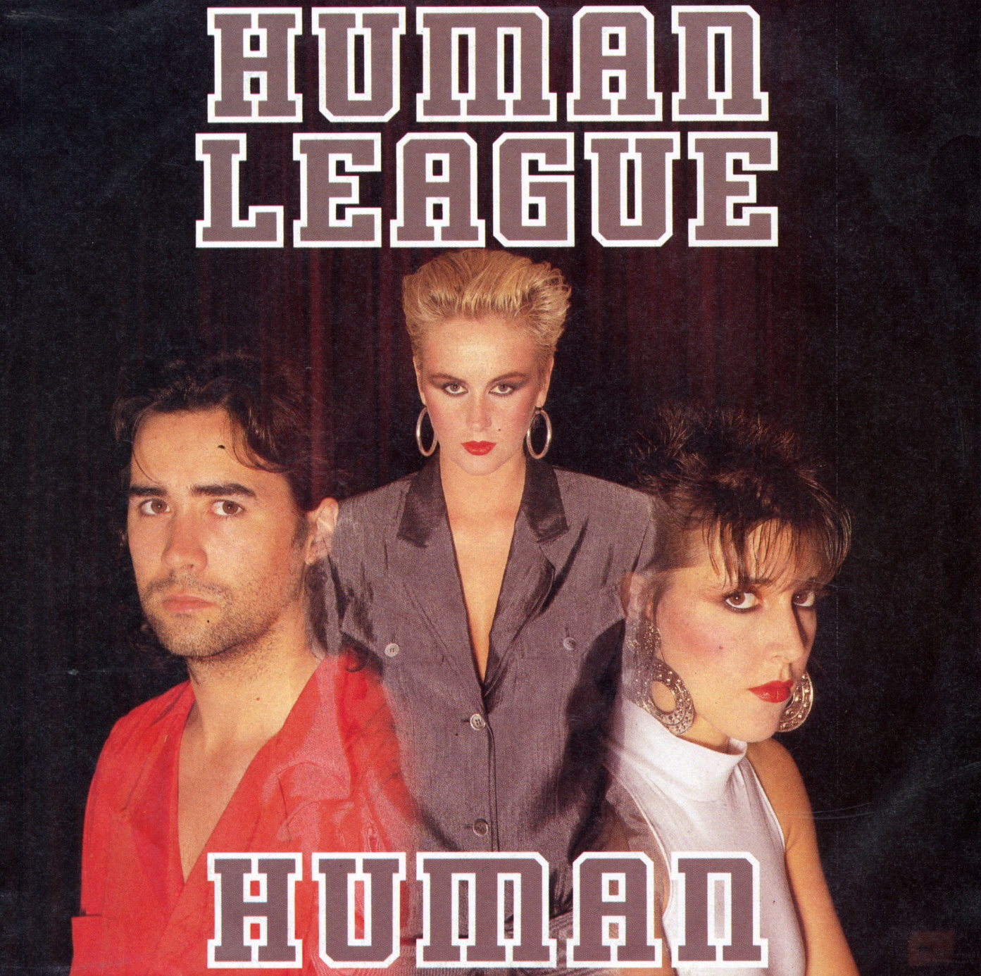 Cover: Human, The Human League