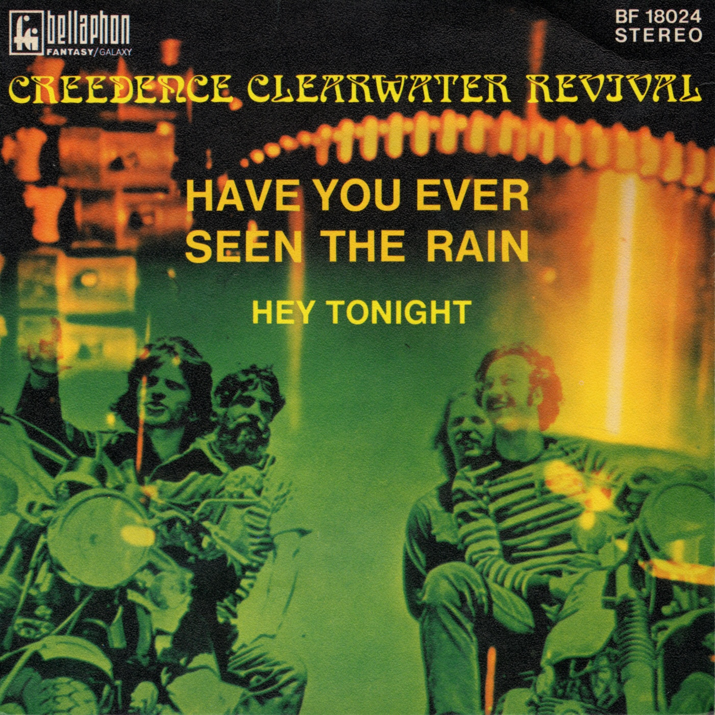 Cover: Have you ever seen the rain, Creedence Clearwater Revival