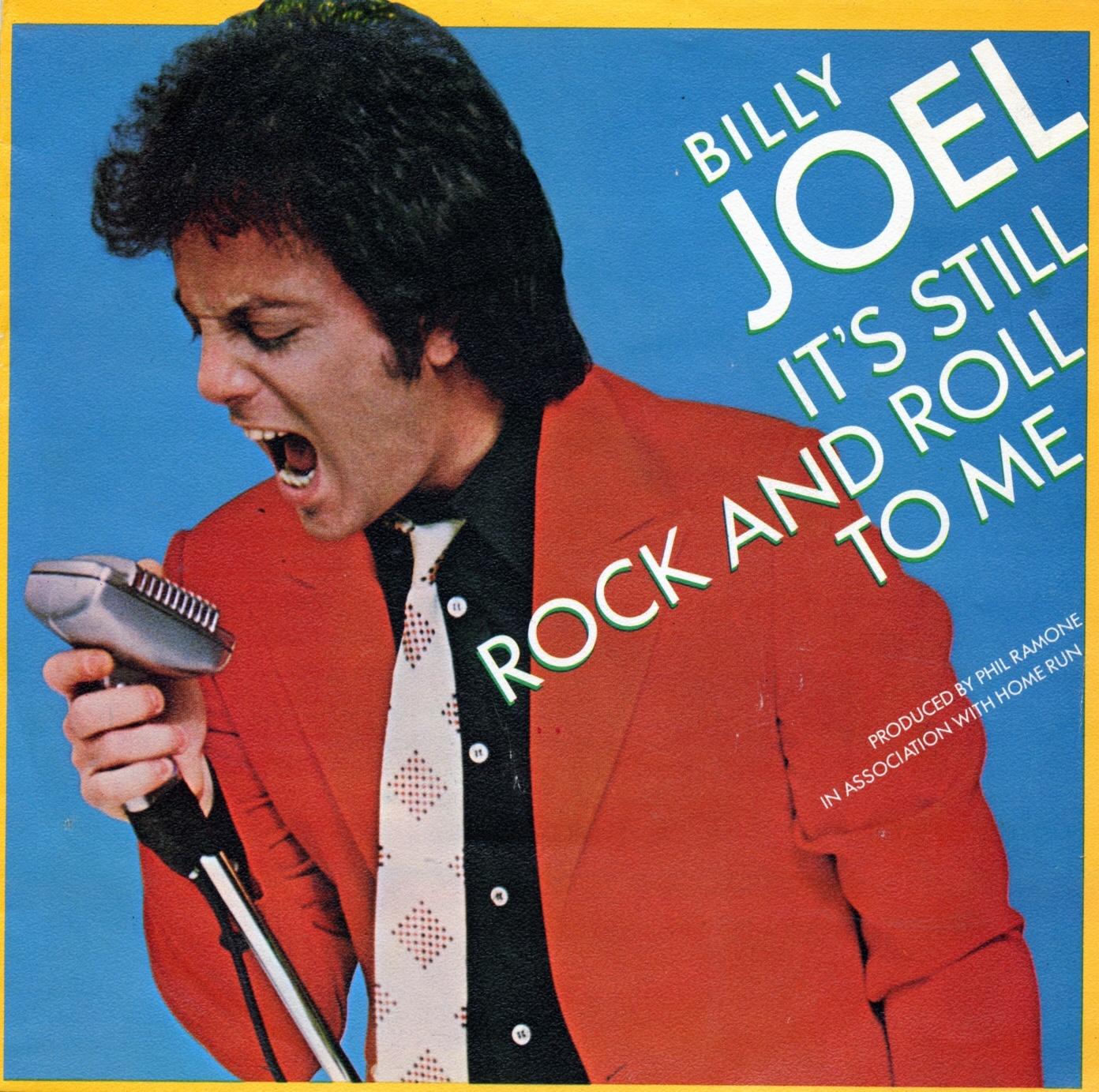 It's still Rock and Roll to me (Foto: Billy Joel)