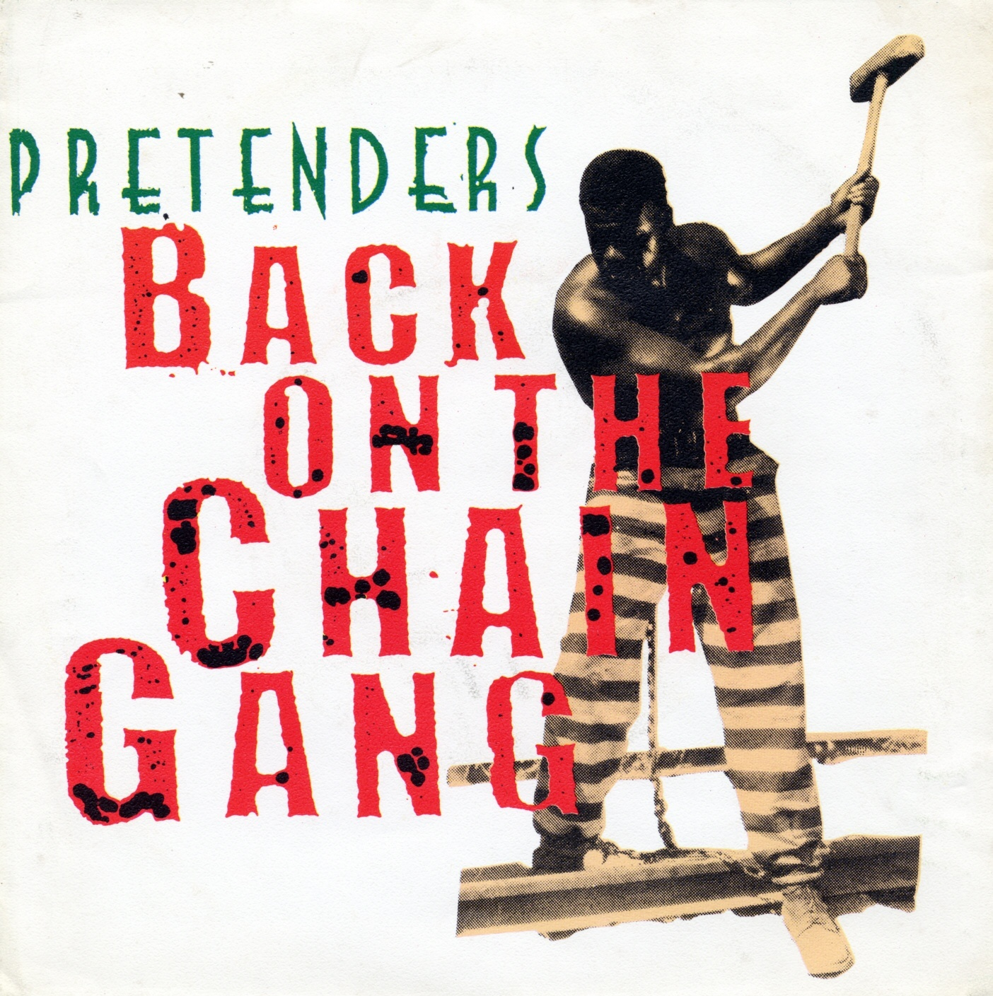 Back on the chain gang (Foto: The Pretenders)