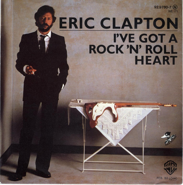 I've got a Rock'n'Roll heart (Foto: Eric Clapton)