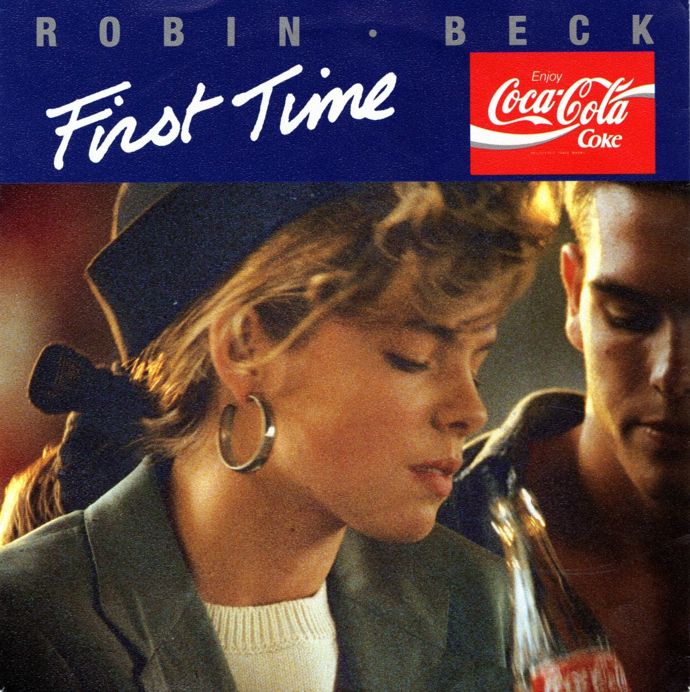 The first time (Foto: Robin Beck)
