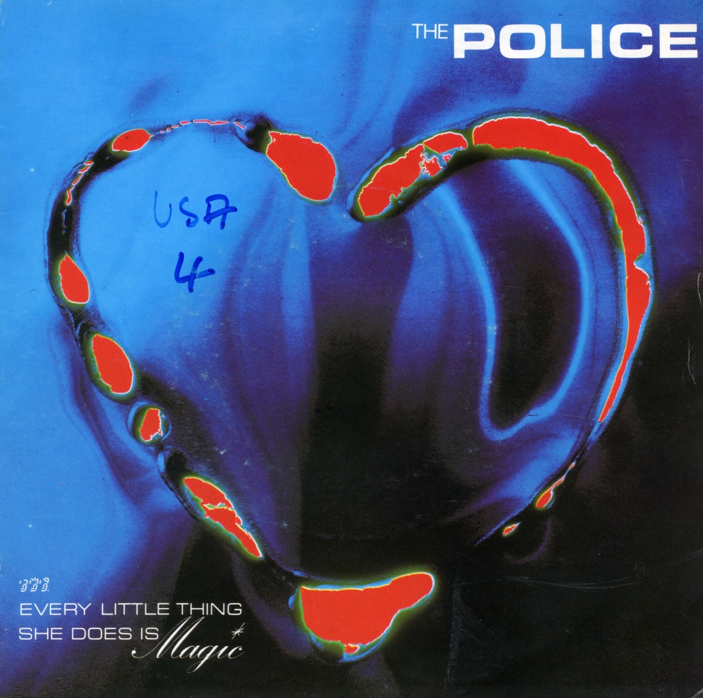 Every little thing she does is magic (Foto: The Police)