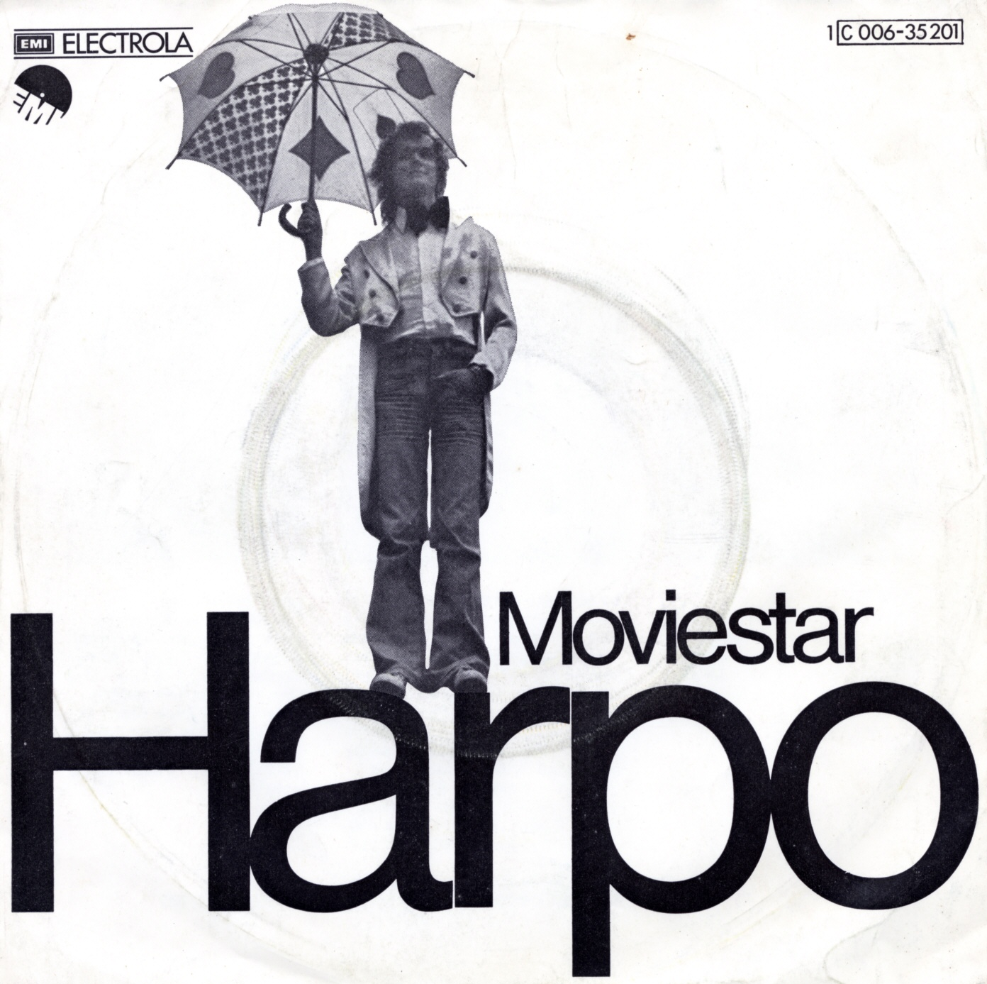 Cover: Moviestar, Harpo