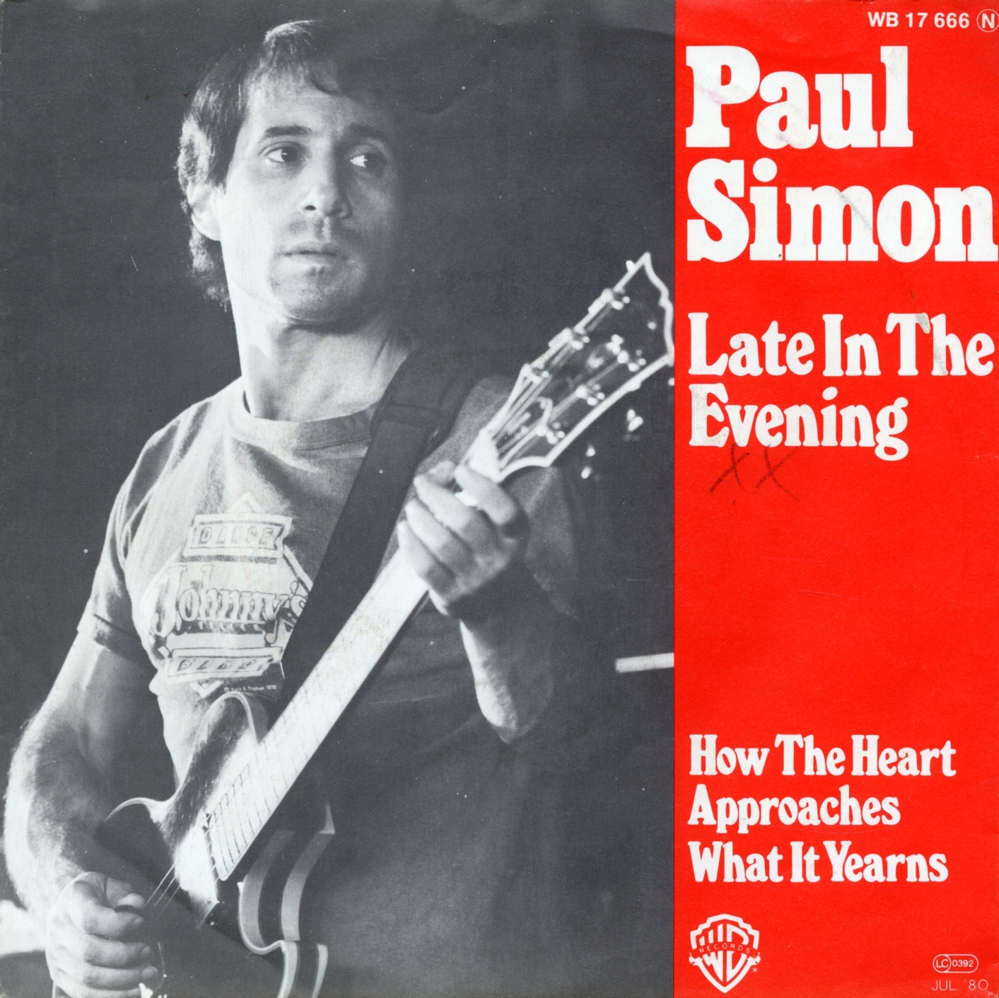 Late in the evening (Foto: Paul Simon)