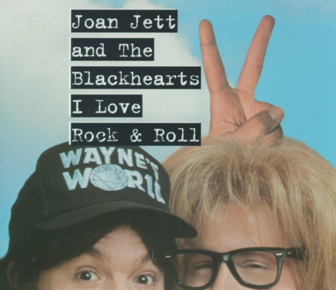 Cover: I love Rock'n'Roll, Joan Jett & The Blackhearts