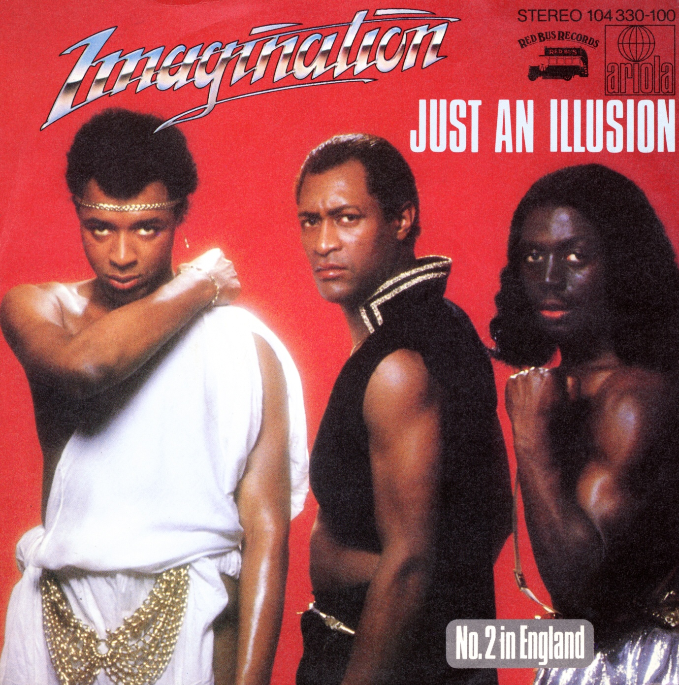 Cover: Just an illusion, Imagination