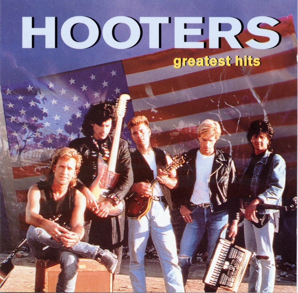 Johnny B (Foto: The Hooters)