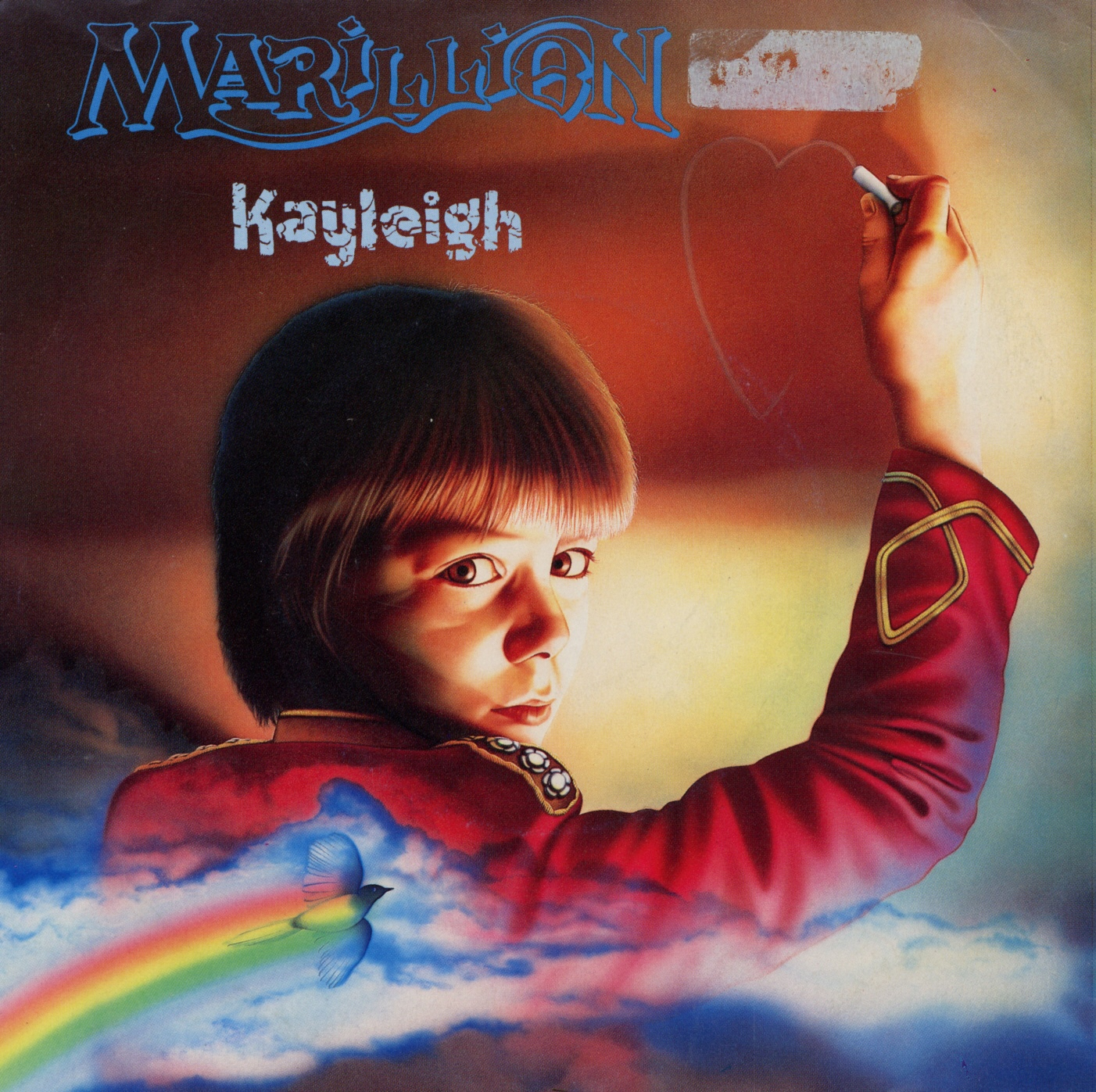 Cover: Kayleigh, Marillion