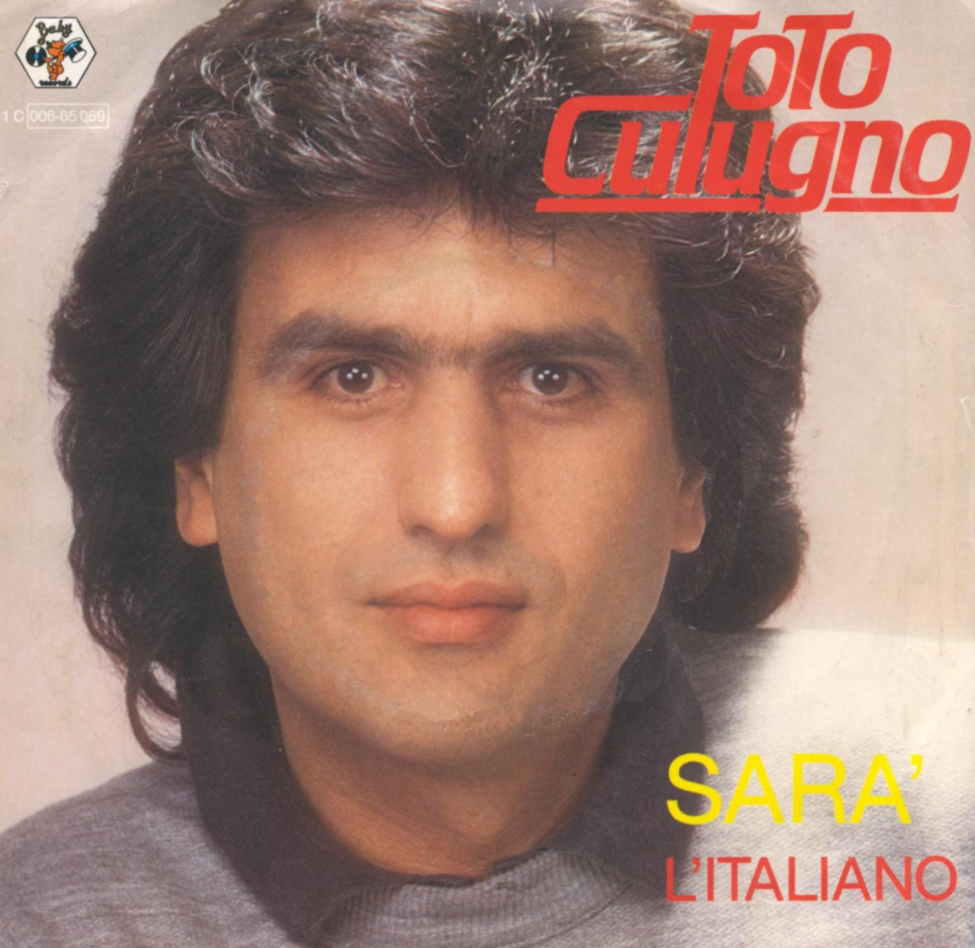 L'Italiano (Foto: Toto Cutugno)