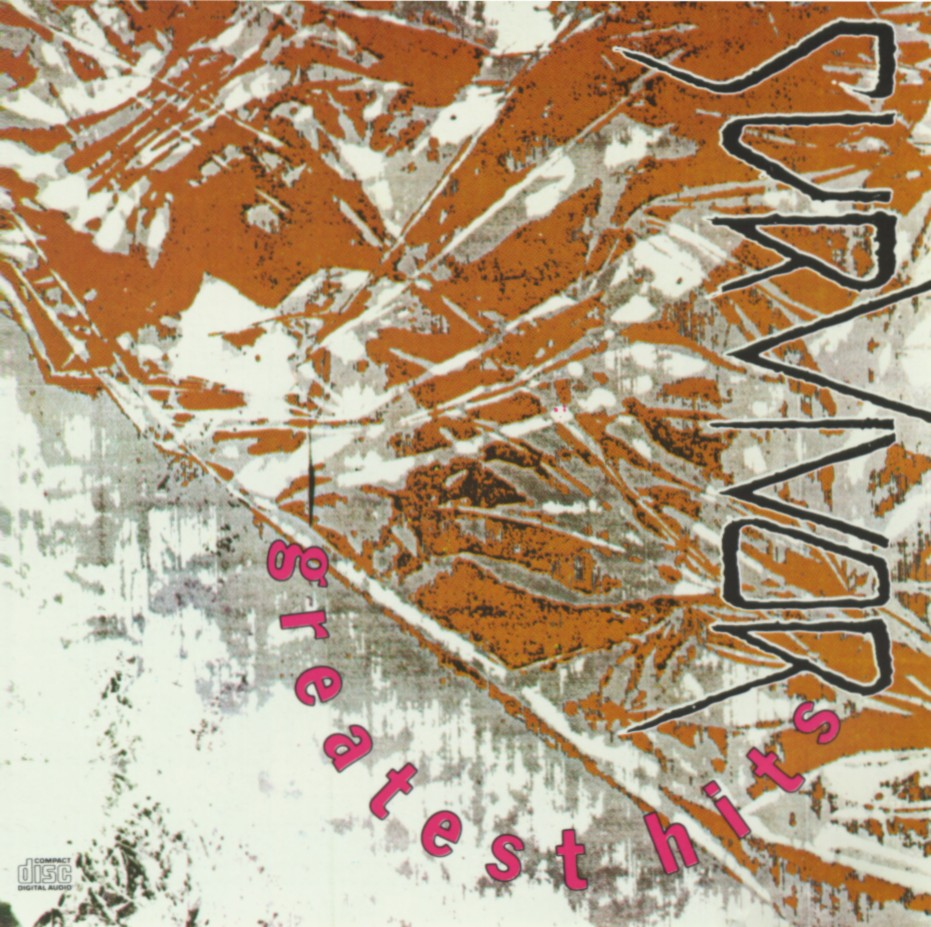 Cover: Burning heart, Survivor