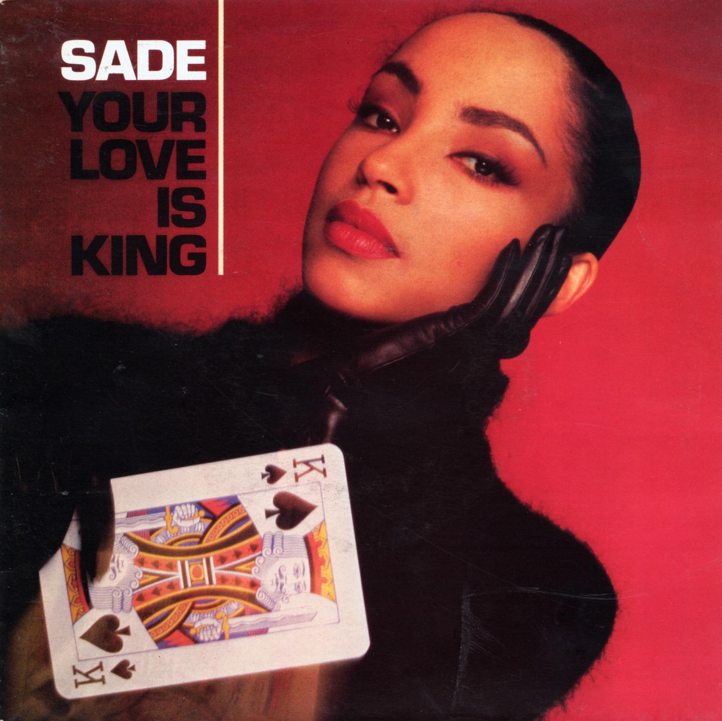 Cover: Your love is king, Sade