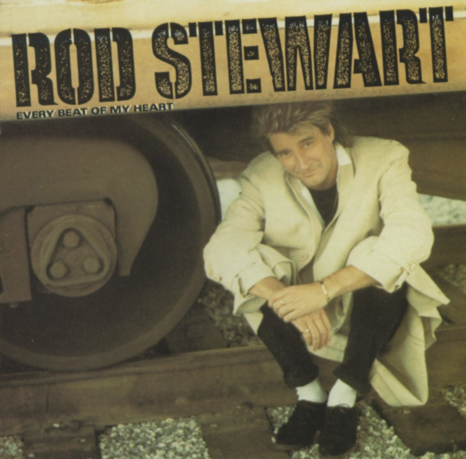 Cover: Love touch, Rod Stewart