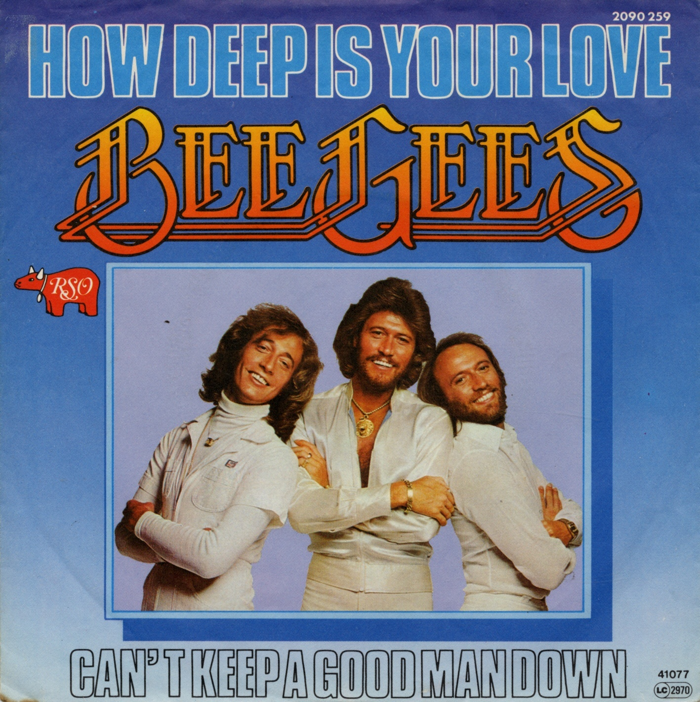 How deep is your love (Foto: Bee Gees)