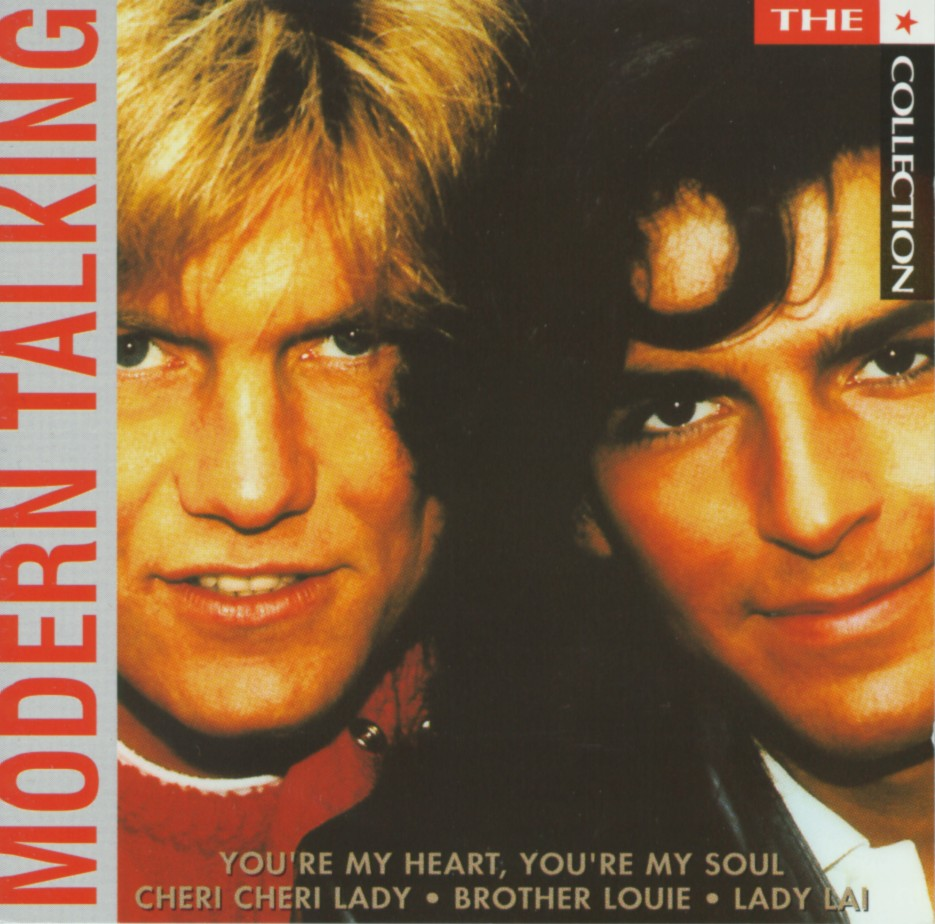 Cover: Brother Louie, Modern Talking