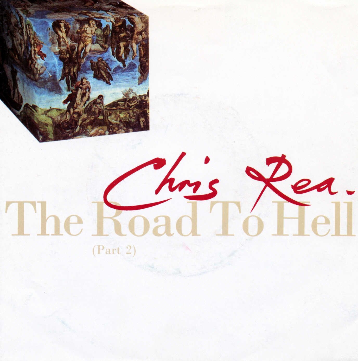 Cover: The road to hell, Part 2, Chris Rea