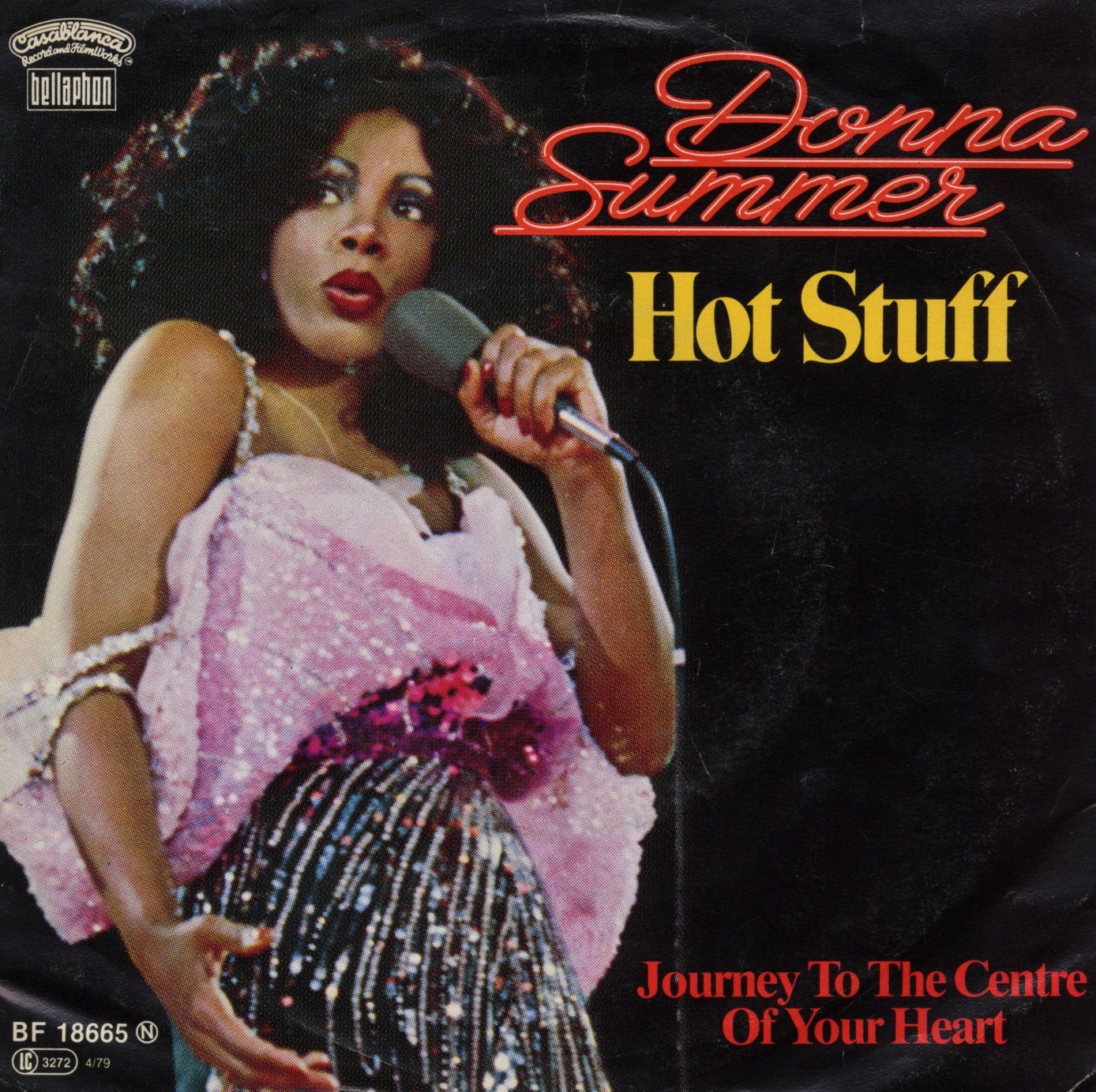 Hot stuff (Foto: Donna Summer)