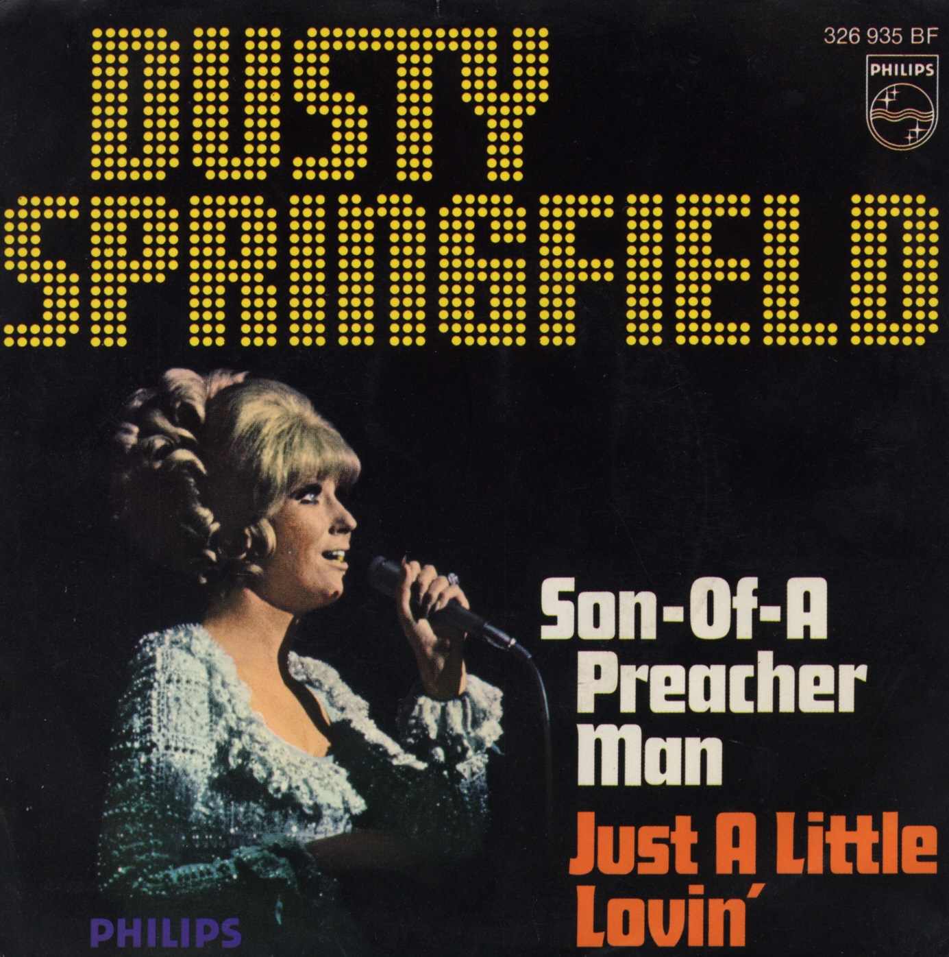 Cover: Son of a preacher man, Dusty Springfield