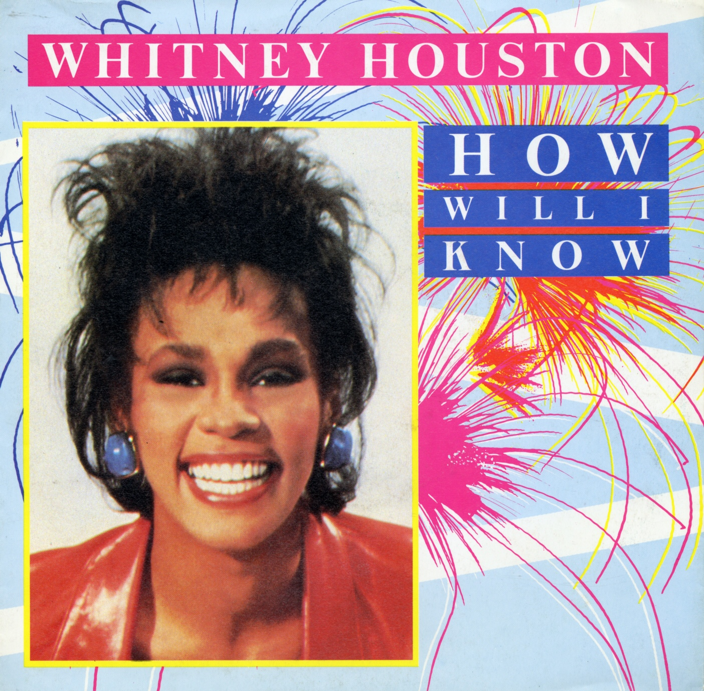 Cover: How will I know, Whitney Houston