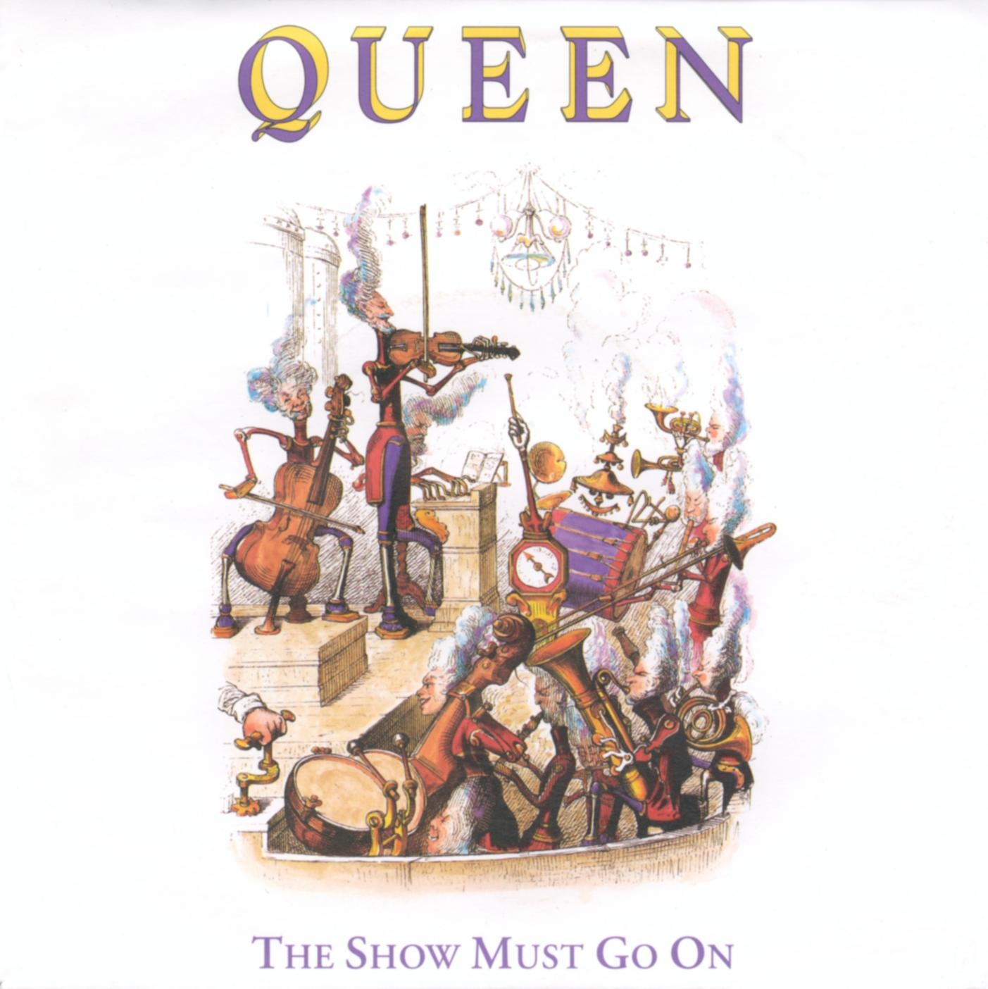 The show must go on (Foto: Queen)