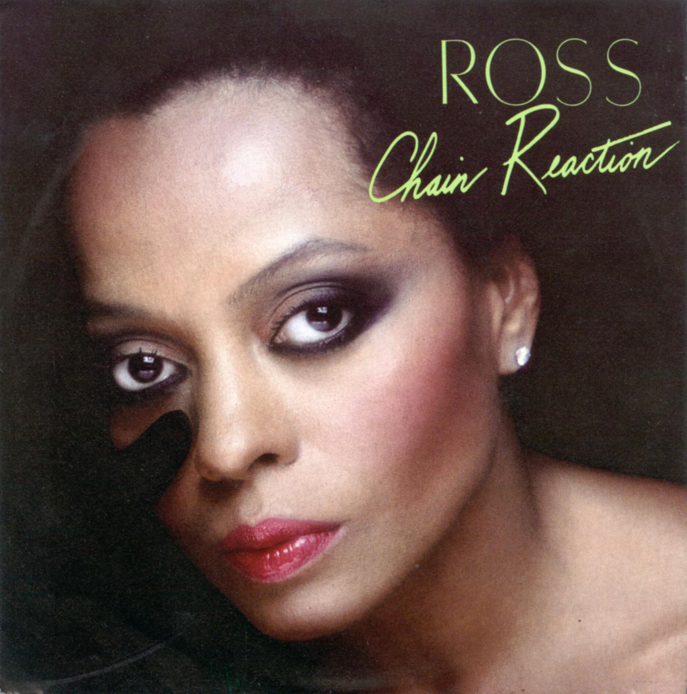 Cover: Chain reaction, Diana Ross