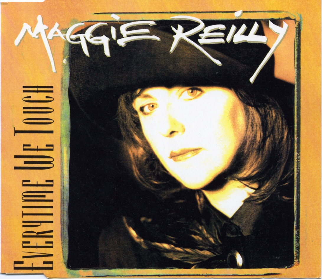 Cover: Everytime we touch, Maggie Reilly