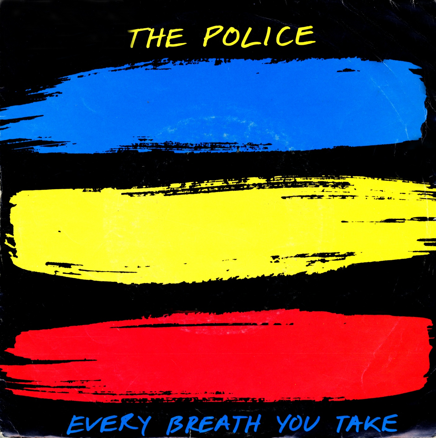 Cover: Every breath you take, The Police