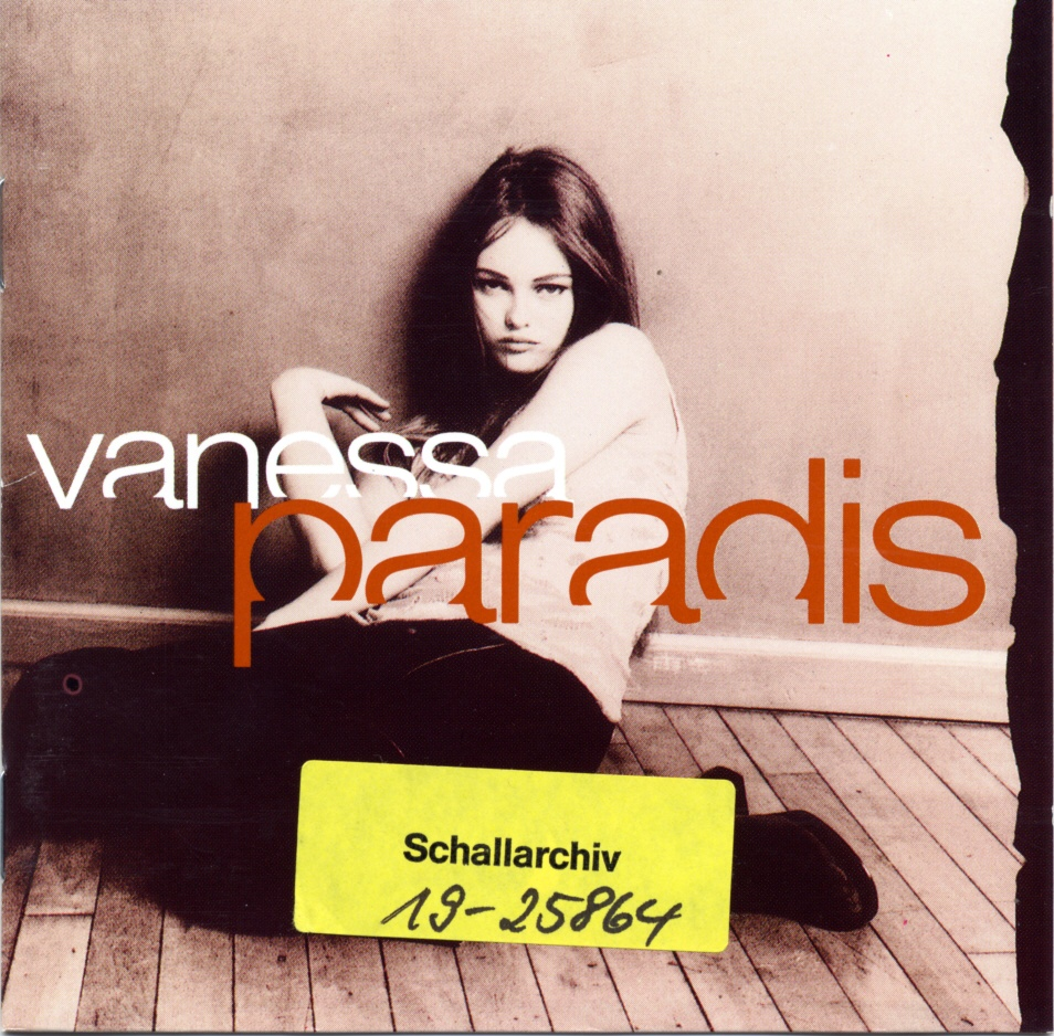 Cover: Be my baby, Vanessa Paradis