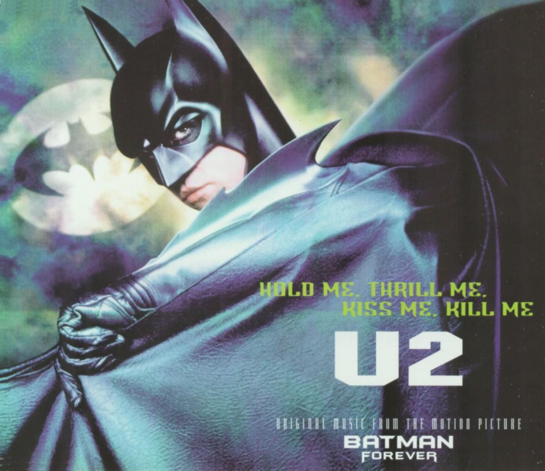 Cover: Hold me, thrill me, kiss me, kill me, U2