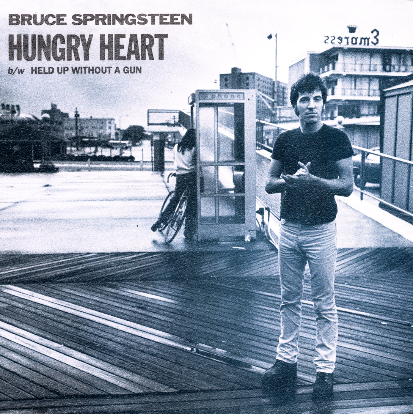 Cover: Hungry heart, Bruce Springsteen
