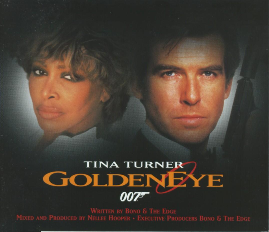 Cover: GoldenEye, Tina Turner