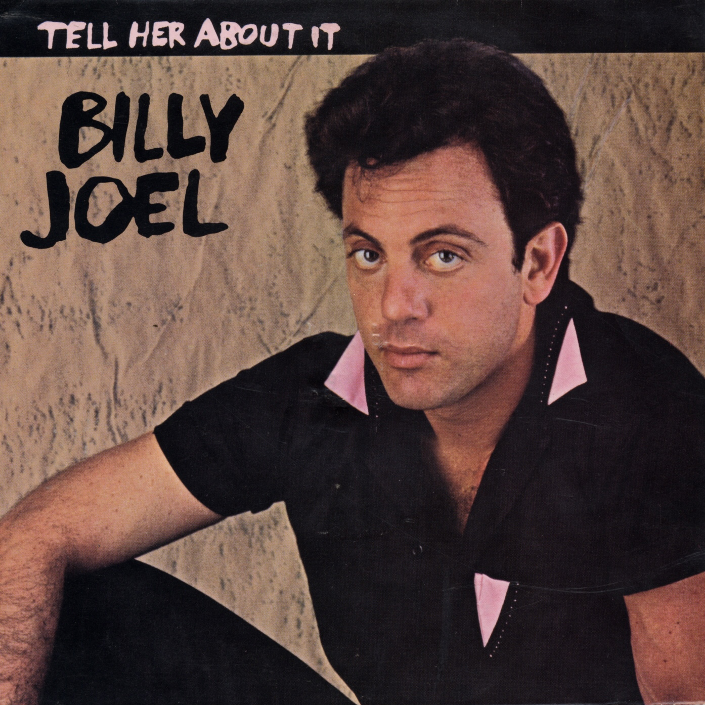 Cover: Tell her about it, Billy Joel