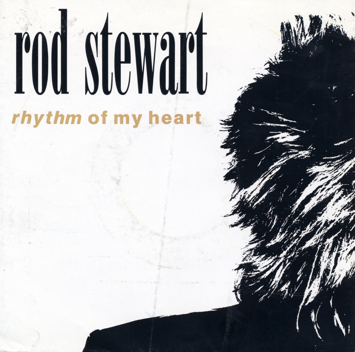Cover: Rhythm of my heart, Rod Stewart