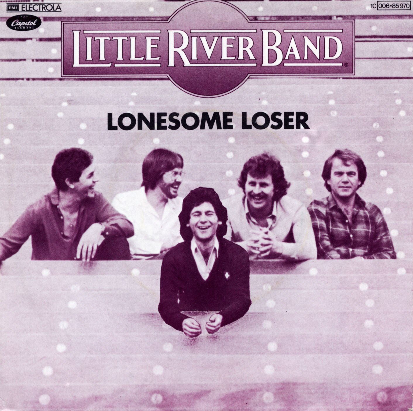 Cover: Lonesome loser, Little River Band