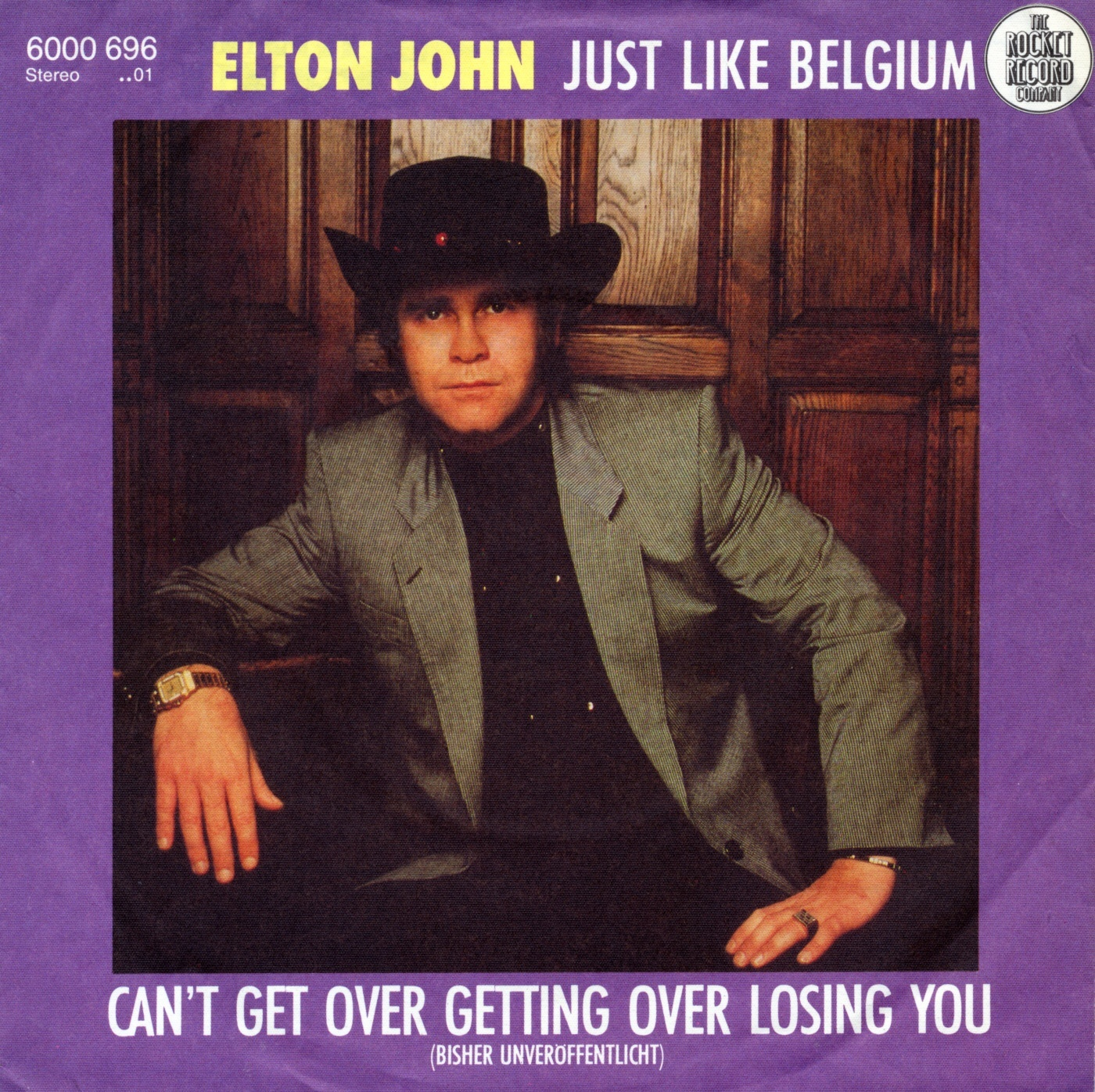 Just like Belgium (Foto: Elton John)