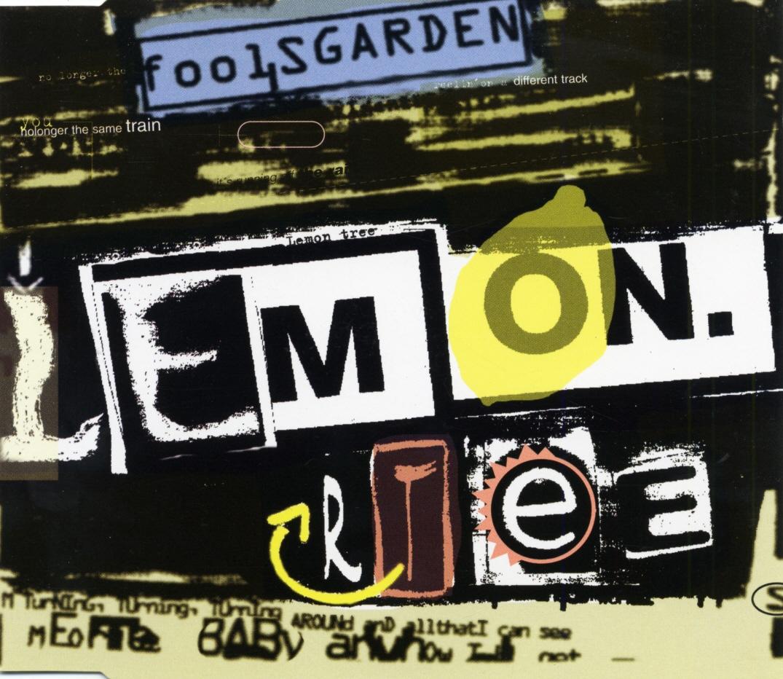 Cover: Lemon tree, Fool's Garden