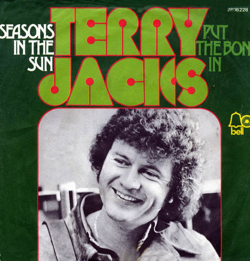 Cover: Seasons in the sun, Terry Jacks